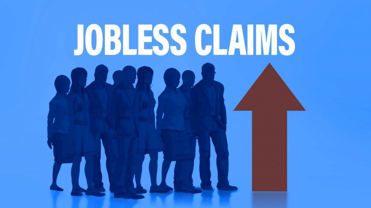 US weekly jobless claims hit 4.4 million, bringing 5-week total to more than 26 million